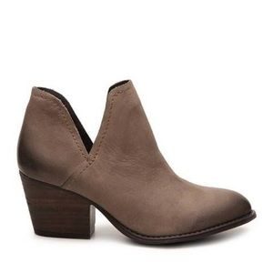 Steve Madden Adelphine Bootie with Side Slit